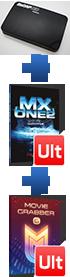ストリーミング動画&DVD完全保存セット